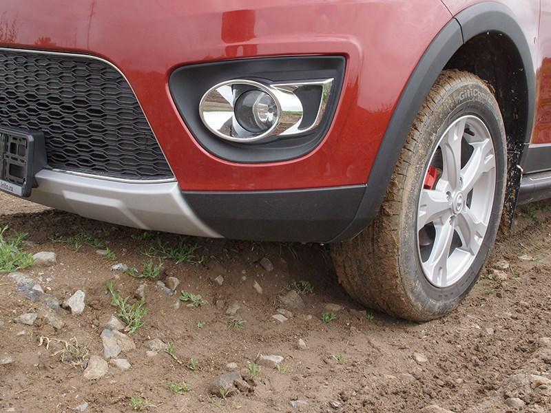 Great Wall Hover M4 2012 по грутновке... с осторожностью