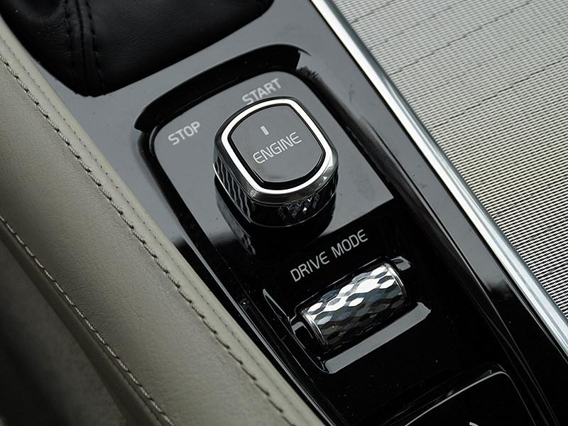 Volvo XC90 2015 поворотный тумблер