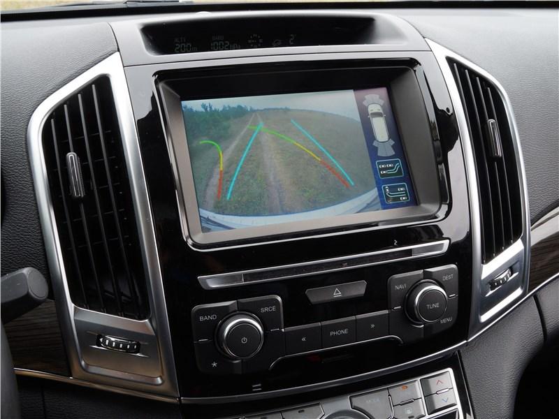 Haval H9 2014 монитор