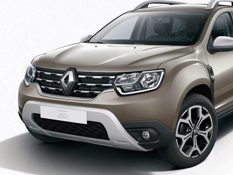 Новый кроссовер Renault для России: первые подробности