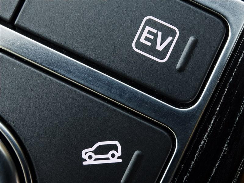 Land Rover Range Rover PHEV 2018 кнопки