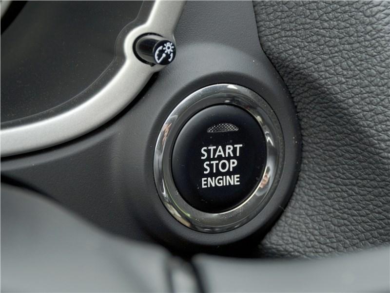 """Mitsubishi Eclipse Cross 2018 кнопка """"старт-стоп"""""""