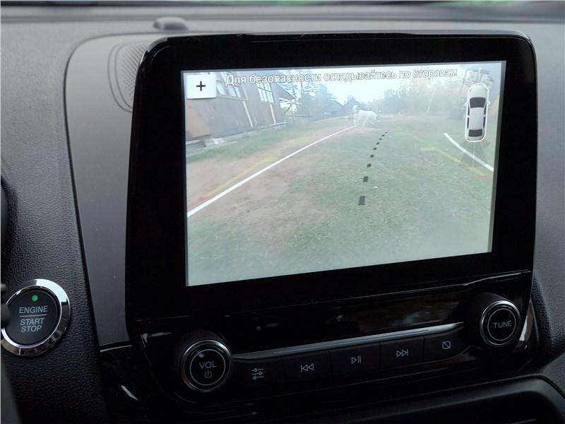 Ford EcoSport 2018 монитор