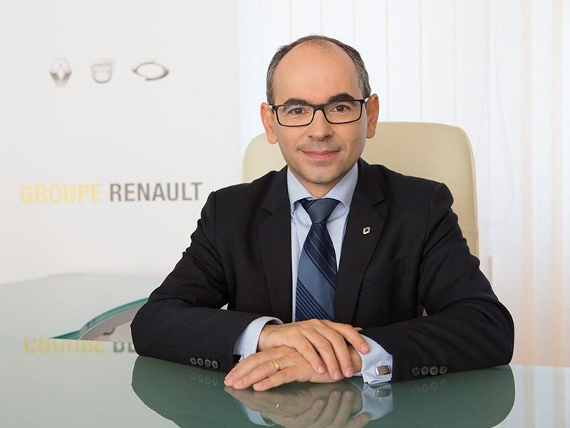 На АвтоВАЗе сменится президент. Он будет из Румынии