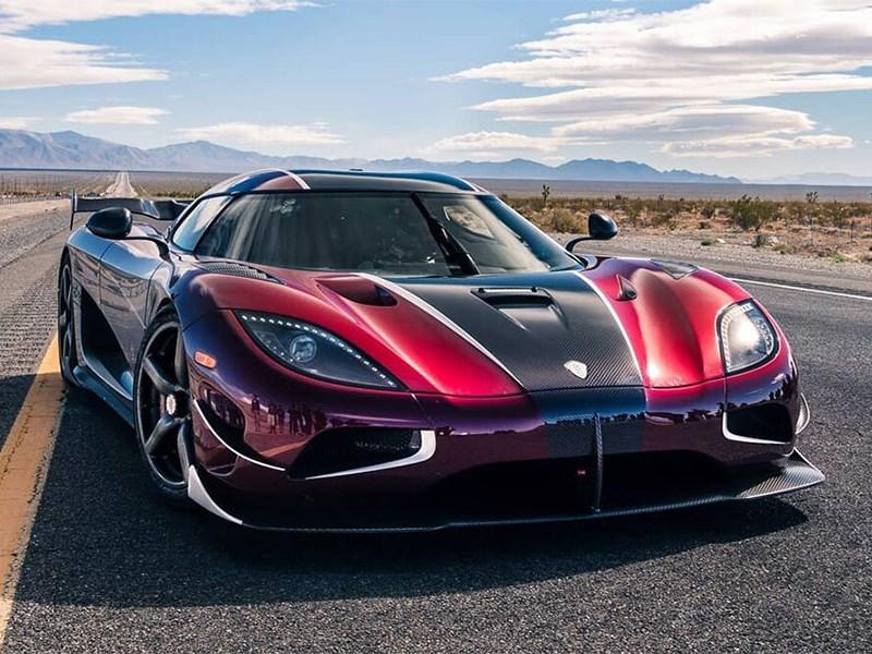 Мировой рекорд скорости на автомобиле объявлен фальшивкой