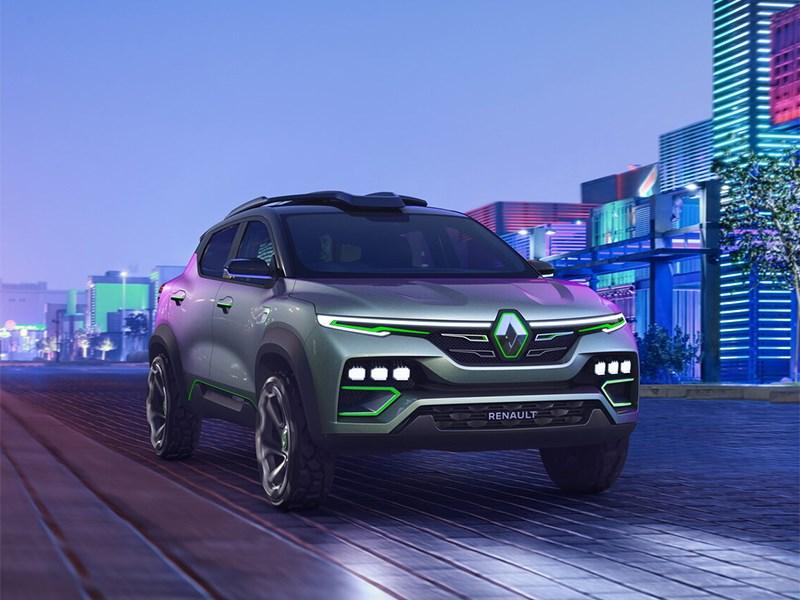 Renault представила концепт стильного кроссовера