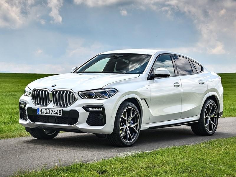 BMW отзовет в России кроссоверы из-за риска потери управления
