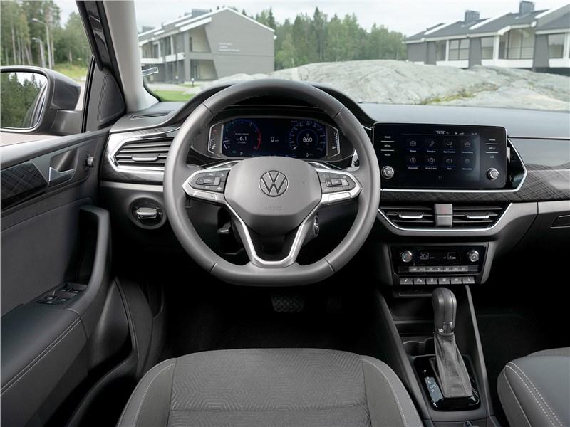 Volkswagen Polo Sedan 2020 салон