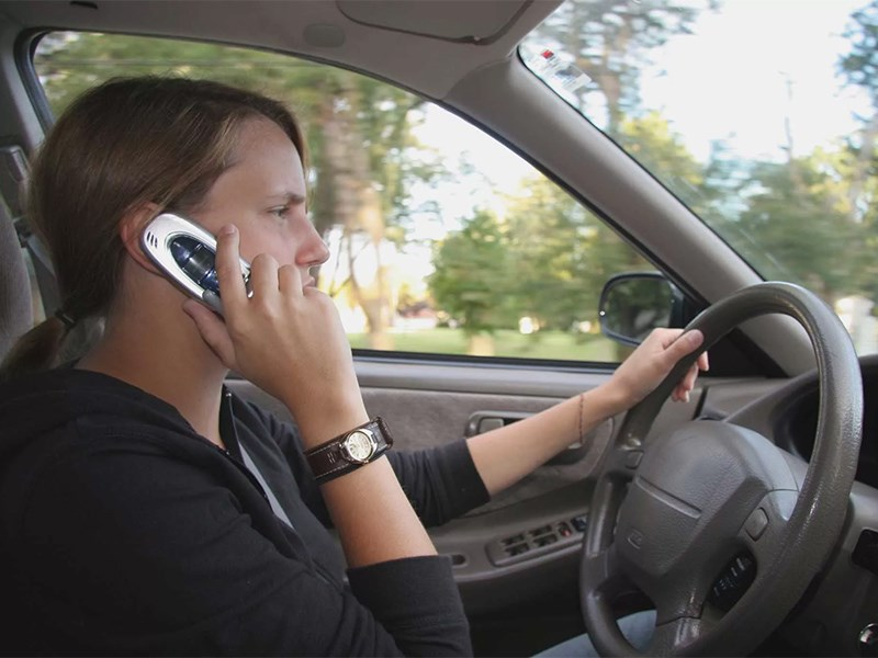 Штрафы за телефон – наказания начались!