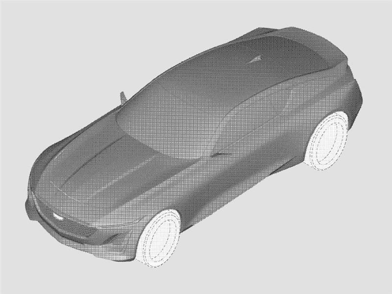 Cadillac готовится представить уникальный купе-кроссовер