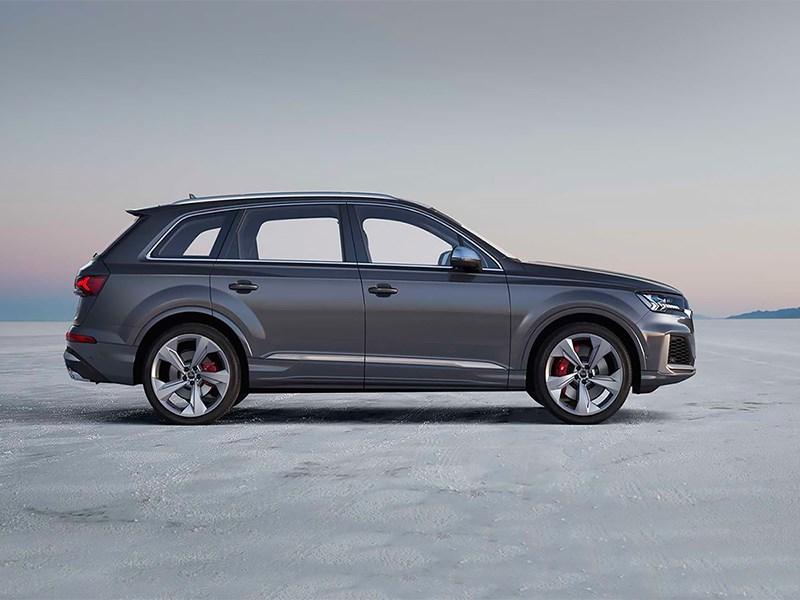 Audi Q9: подробности