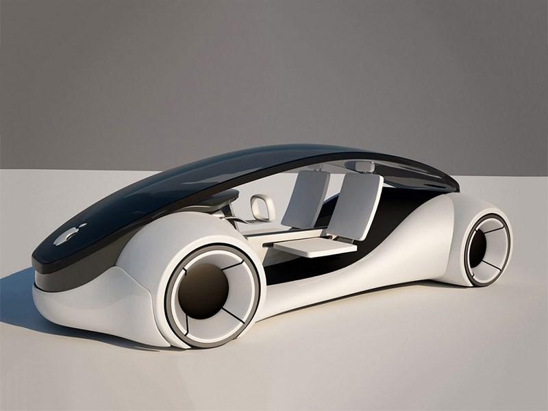 Apple идет с идеей электромобиля в Nissan