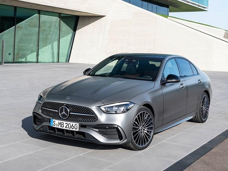 Mercedes представил новый C-Class