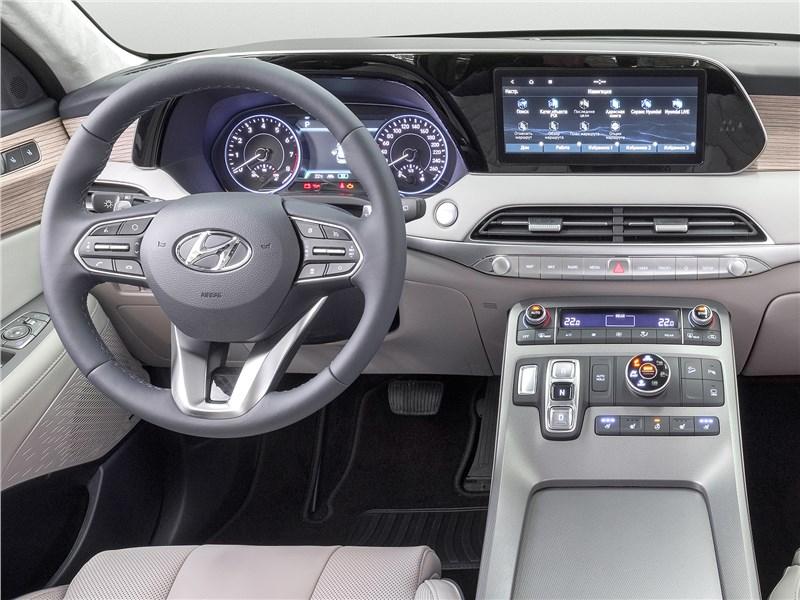 Hyundai Palisade (2020) салон