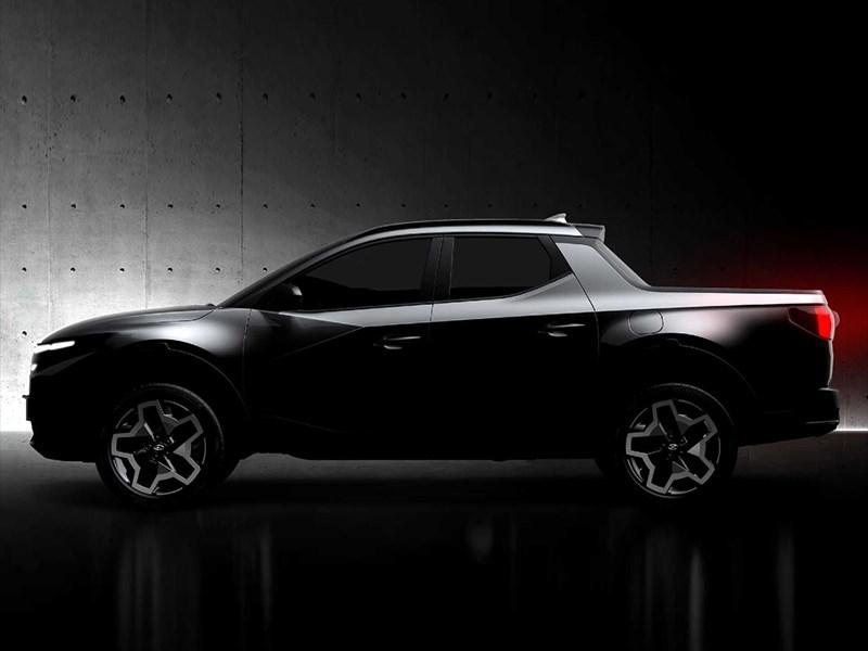 В Hyundai анонсировали появление пикапа Santa Cruz