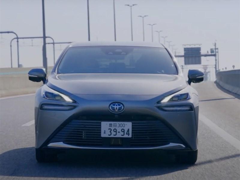 Toyota показала новый автопилот