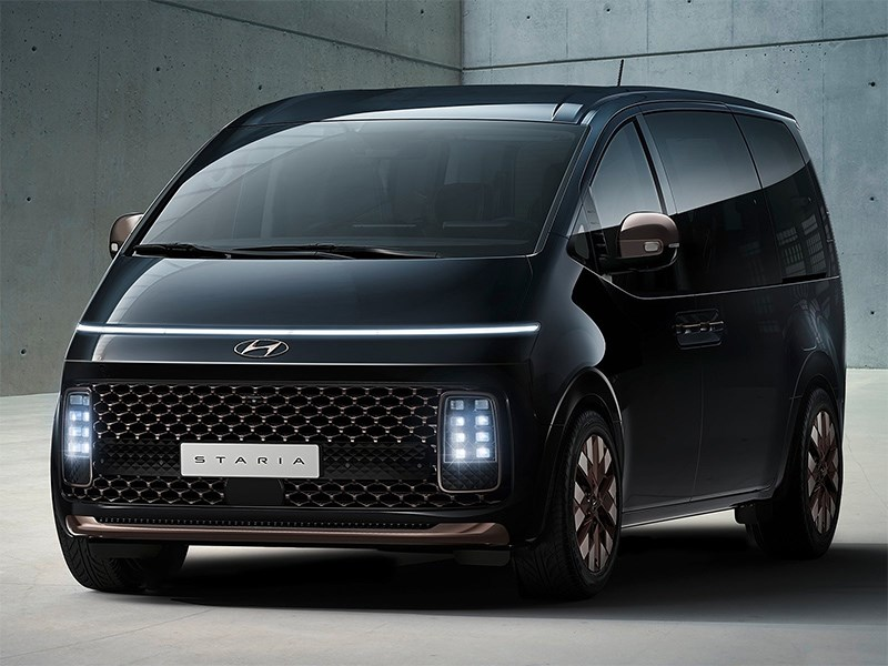 Hyundai Staria едет в Россию