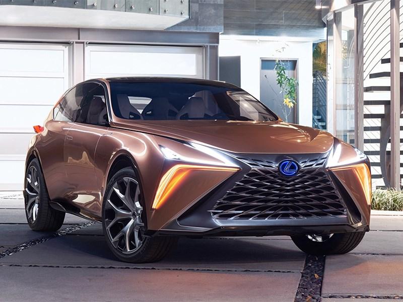 Toyota готовится к производству нового кроссовера