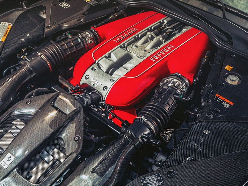 Ferrari не будет хоронить свой двигатель V12