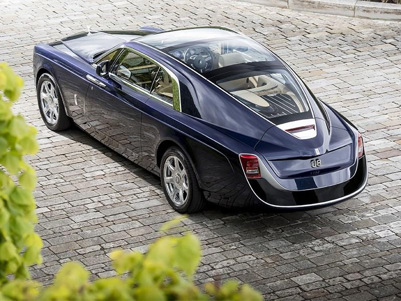Rolls-Royce займется изготовлением машин на заказ