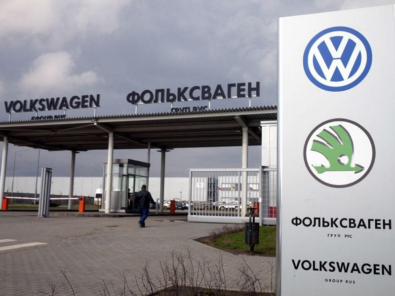 Volkswagen будет производит турбированные моторы в России
