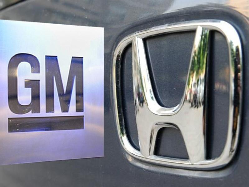 General Motors и Honda будут разрабатывать водородные двигатели вместе