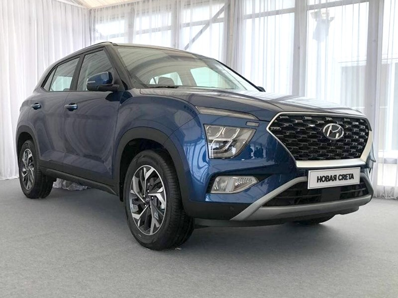 Новая Hyundai Creta – объявлены цены!