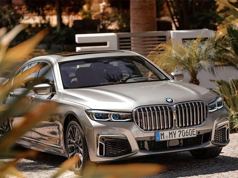Известны подробности о премьере нового флагмана BMW