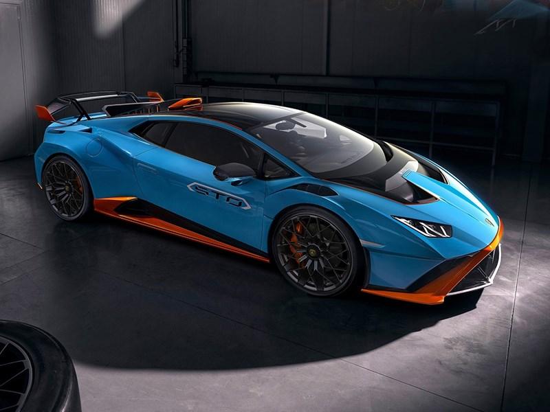 У Lamborghini Huracan STO не будет версии Spyder