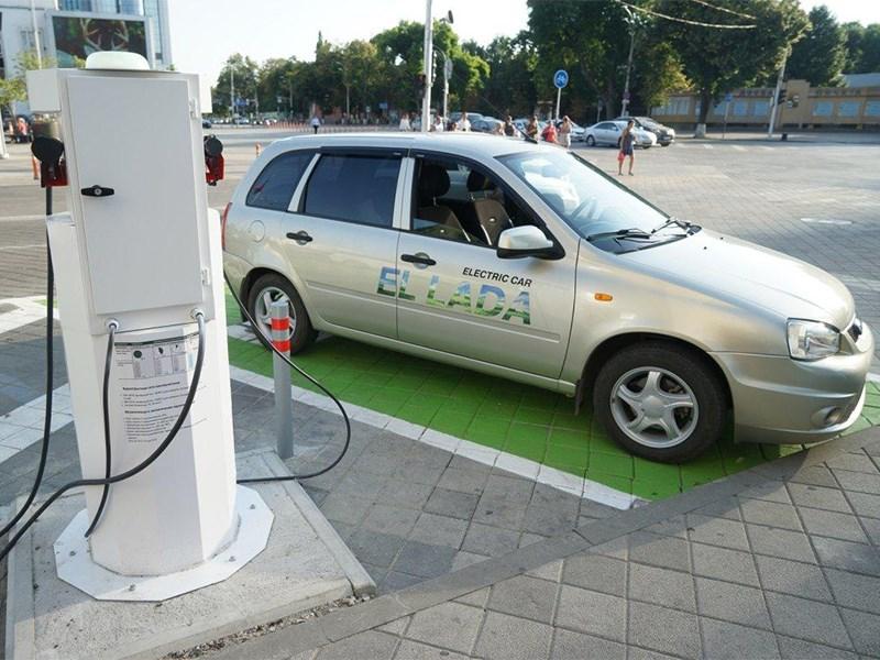 Правительство РФ утвердило план развития отрасли электромобилей