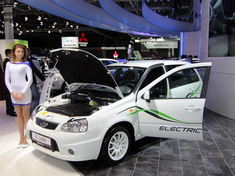 АвтоВАЗ займется электромобилями