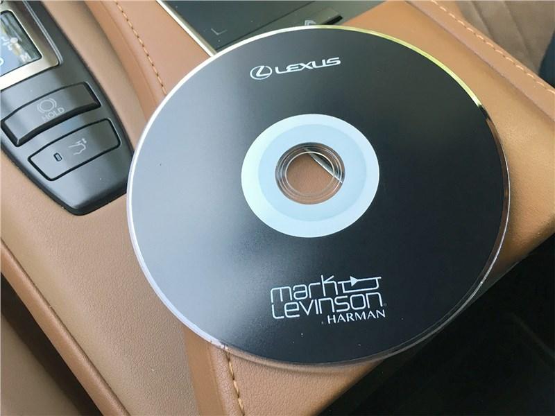 Lexus LC 500 (2021) CD