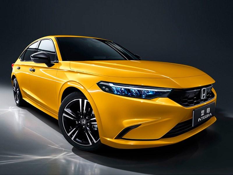 Honda возродила модель Integra
