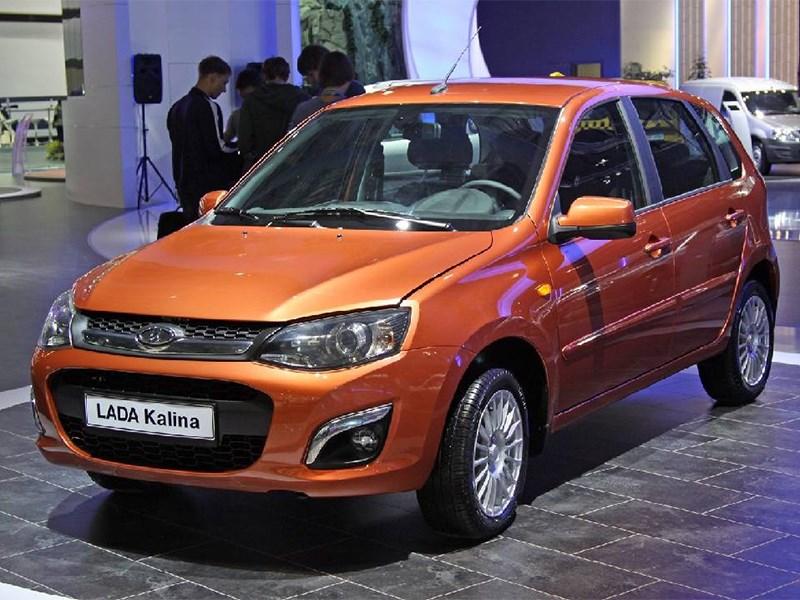 АвтоВАЗ наращивает объемы производства автомобилей LADA Kalina