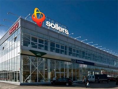 Группа компаний Sollers демонстрирует рост продаж