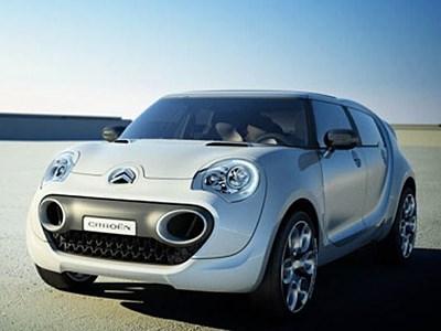 Citroen готовится представить новый бюджетный автомобиль C-line