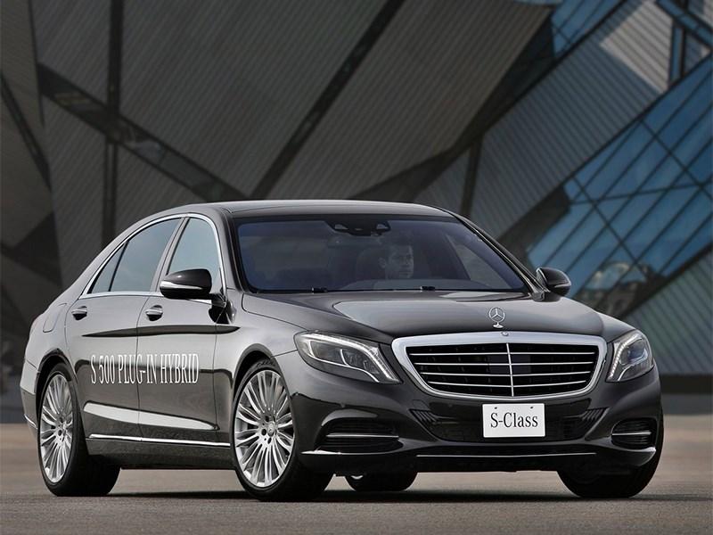 Mercedes-Benz S-Class обзавелся еще одной гибридной модификацией