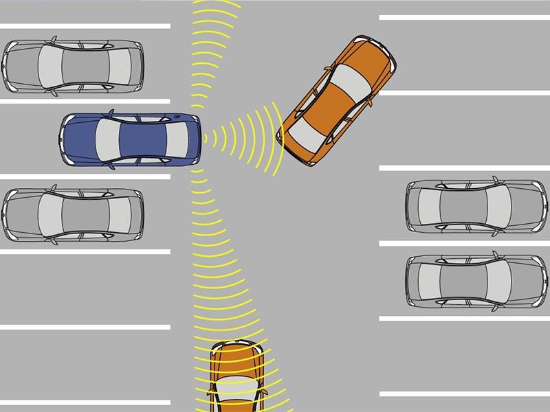 Новая технология EPORO от Nissan сделает ненужными водителей и дорожную разметку