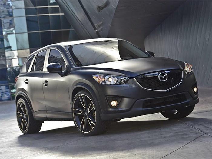 Mazda решила сделать из нового кроссовера конкурента Renault Duster