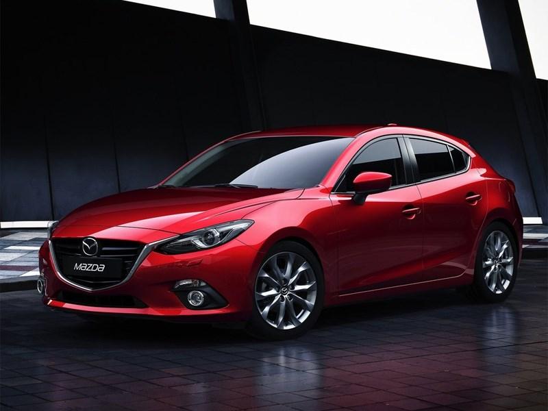 Появилась информация о гибридной версии Mazda 3