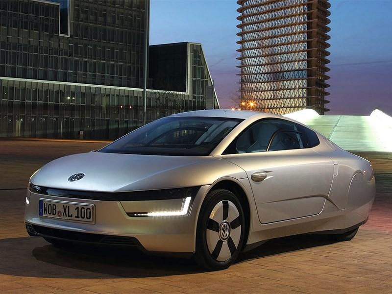 Сверхэкономичный гибрид от Volkswagen будет стоить от 110 тысяч евро