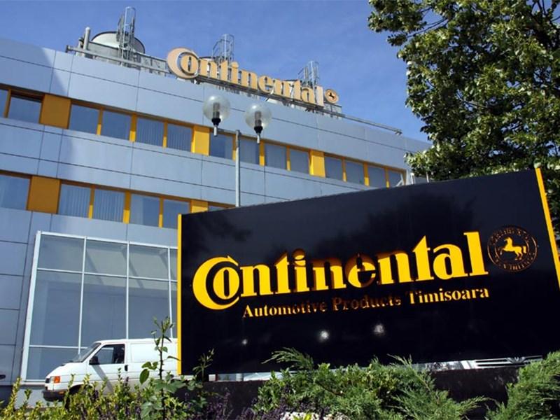 В России открылся завод по производству шин Continental