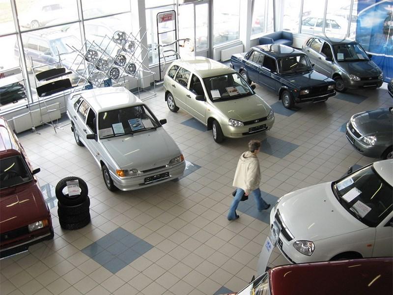 Продажи автомобилей Lada падают