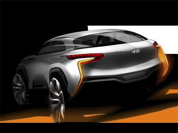 Hyundai представит концепт кроссовера на топливных элементах нового поколения