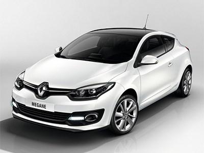 Обновленный Renault Megane появится на российском рынке в апреле 2014 года