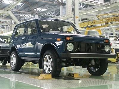 В 2015 году «АвтоВАЗ» планирует выпустить новую версию Lada 4x4 с двигателем от Priora