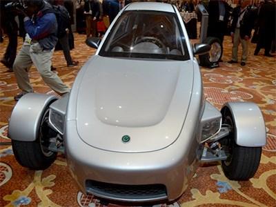 Трехколесный сверхэкономичный автомобиль от Elios Motors выходит в серийное производство