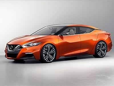 Nissan представил в Детройте новый концепт Nissan Sport Sedan