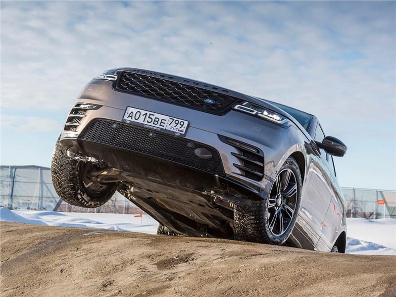 Range Rover Velar 2017 вывешивание