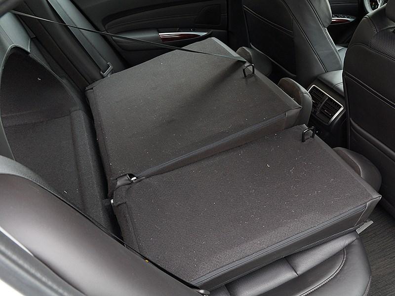 Acura TLX 2015 задний диван